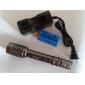 z5 5 mode cree XM-L T6 zoom lampe torche LED set (1600lm, 2x18650)