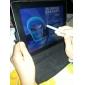 Anti-fingerprint skærm beskytter med renseklæde til den nye iPad
