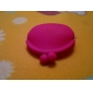 Lovely Silicone Mini Coin Purse (Assorted Colors)