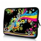"Rainbow 7"" Neoprene Protective Sleeve Case for iPad Mini/Galaxy Tab2 P3100/P6200/Google Nexus 7/Kindle Fire HD"