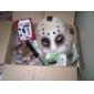 Máscara de Halloween Grossa (Branca)
