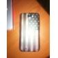 Americká vlajka vzor přední a zadní chránič Samolepky na Sumsamg Poznámka 2 N7100