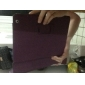 Litchi Grain Style PU Leather Case and Stand for Apple iPad 2 (Purple)