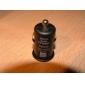 Chargeur/Adaptateur USB pour Allume-Cigare, 5V-1A - Noir (DC 12V)