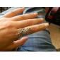 Leaves Shaped Diamond Ring