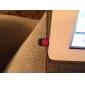 Tiny 3.5mm Headphone Plug Capacitive Touch Screen Stylus for iPad, iPhone, iPod Touch and Android Tablets
