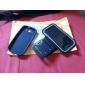Простой стиль Мягкий чехол для Samsung Galaxy I9300 S3 (разных цветов)