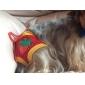 개를위한 딸기 스타일 바지 (XS-XL, 모듬 색상)