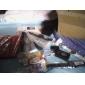 Drejes 360 grader, Litchi PU Case med Stand til Samsung Galaxy Fane2 10,1 P5100