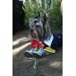 chaqueta de estilo marinero para los perros (XS-XL, color azul)