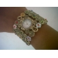 Artemis - Women's Watch Bohemian Fashionable Flower Bracelet