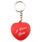 I LOVE YOU Keychain with Light Effect