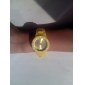 Quartz-ur med Plastband
