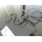 bayan ses uzatma kablosu (3 m) erkek