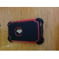 iPod touchの4のデュアル着脱式プラスチックやシリコンケース(分類された色)