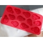 Screaming Stil Shaped Ice Tray Mould (tilfeldig farge)