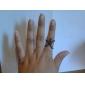 z&X® retro slem sjøstjerner formet ring