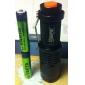 Luci Torce LED / Torce LED 200 Lumens 1 Modo Cree XR-E Q5 14500 / AAMessa a fuoco regolabile / Ricaricabile / Compatto / Ultraleggero /