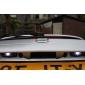 t10 9-LED SMD 1206 carro levou luz branca da lâmpada (2pcs, 12V DC)