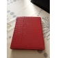 Auto Sleep & Wake-up Crocodile Skin PU Leather Case & Stand for iPad 3 (Assorted Colors)