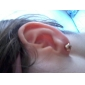 Lureme®Simple Wild Alloy Ear Nails