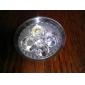 LED spot, MR16(GU5.3) 4.5W 270LM 3000K, bianco caldo (12V)