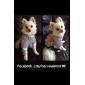 Собаки Комбинезоны серый Одежда для собак Зима / Весна/осень Britsh / Джинсы / Сердца Мода