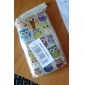 Uil patroon Hard Case voor Samsung Galaxy S3 Mini I8190