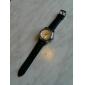 Reloj Pulsera Mecánico con Correa de Cuero para Hombre
