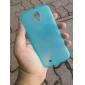 Custodia con tappino antipolvere, per Galaxy S4 I9500 (vari colori)
