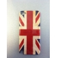 Retro Style UK Flag Pattern Hard Case for iPod Touch 5