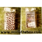 Leopard Skin  Hard Case for Samsung Galaxy S1 I9000