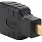 v1.3 HDMI femelle vers HDMI micro adaptateur mâle 10-P-001