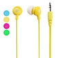 estilo emoticon in-ear fones de ouvido para iphone iphone 6 6 mais (cores sortidas)