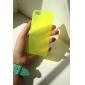 superficie satinata custodia rigida ultrasottile per il iphone 5/5s (colori assortiti)