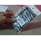 Zebra-Stripe Pattern Soft Case for LG Optimus L5 E612