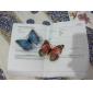 glow-in-Dunkel-Schmetterling