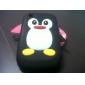 Lovely Penguin suunnittelu pehmeä kotelo BlackBerry Curve 8520