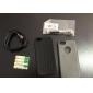 simple cas mou de conception pour l'iphone 5/5s