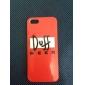 caso duro especial diseños de alta calidad para el iphone 5/5s