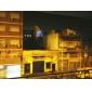 SIPIK SK68 Portable Cree XR-E Q5 Zoom LED Flashlight (400LM, 1x14500/1xAA)