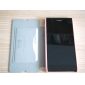 Elegant Full Body PU Leather Case with Stand and Card Slot for Sony Xperia Z L36i