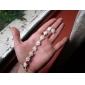 Femme Bracelets de rive Argent sterling Alliage Bijoux Pour Décontracté Regalos de Navidad