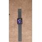 Relógio LED com Bracelete de Silicone