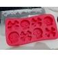 Funny Bone and Skull Shaped Silicone Ice Tray Mold