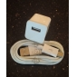 US Plug Charger for Samsung Galaxy S3 I9300 and Other Cellphone (White)