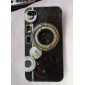Protective Hard ABS Case for iPhone 4 and 4S (Lens)