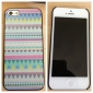 Lovely Stripe Design Durable Hard Case for iPhone 5/5S