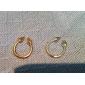 z&x® estilo punky de la vendimia anillo flechas remache de oro