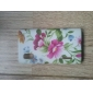 Flower Pattern Soft Case for LG Optimus L5 E612